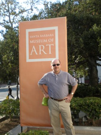 Mark Santa Barbara Museum of Art