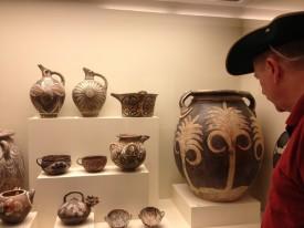 Pottery extraordinaire.